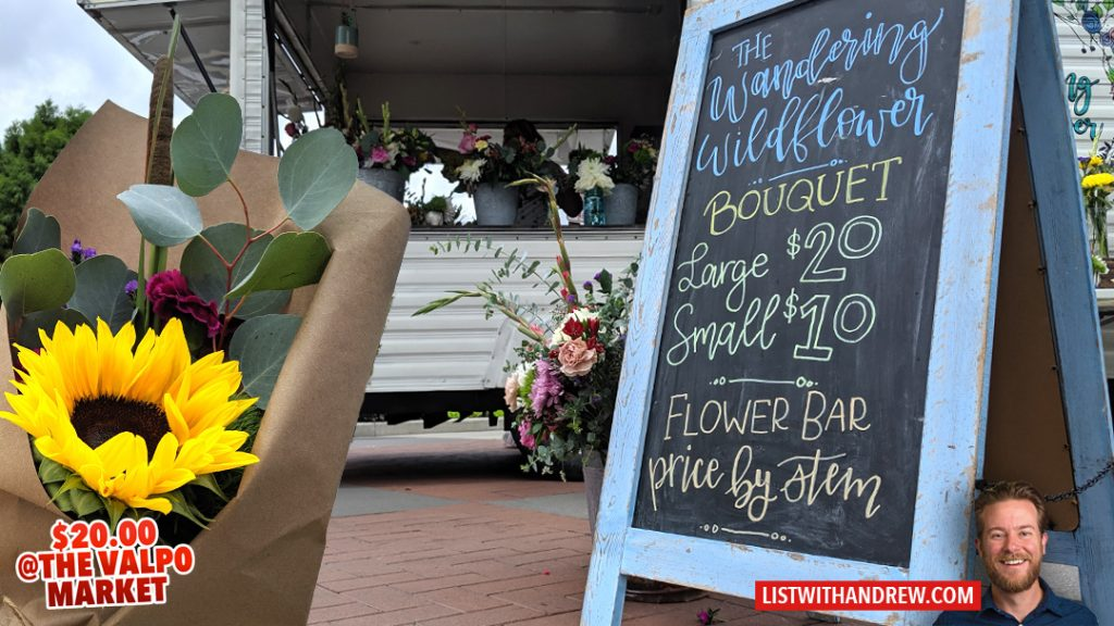 Valparaiso Farmers Market - The Wandering Wildflower